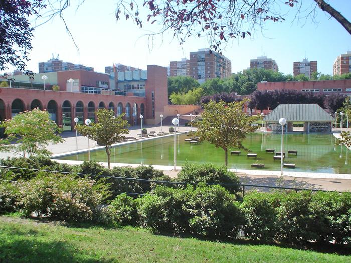 Parques 101razones de madrid - Centro de salud barrio del pilar ...