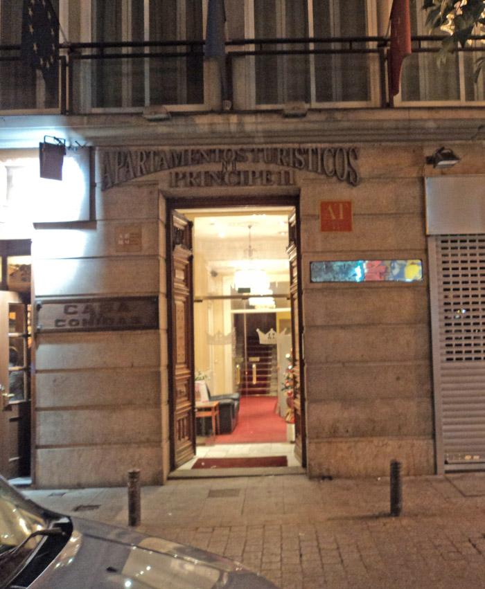 Nosolometro apartamentos tur sticos en madrid - Apartamento turistico madrid ...