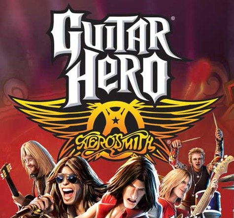 guitar hero wallpaper. Guitar Hero: Aerosmith