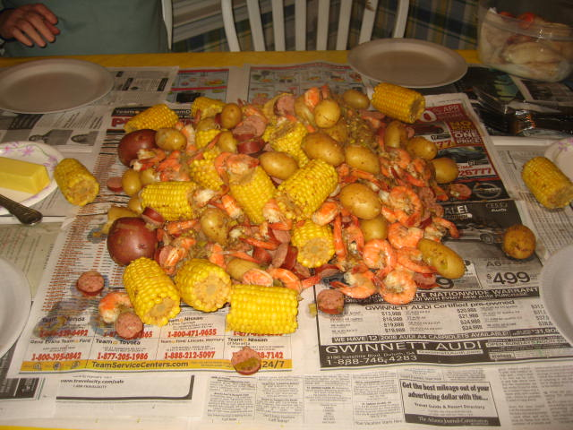 The Crab Boil!