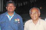 BERSAMA TIMBALAN PRESIDEN PKR DI BUKIT GANTANG.... 30 MAC 2009 (2 pagi-isnin)