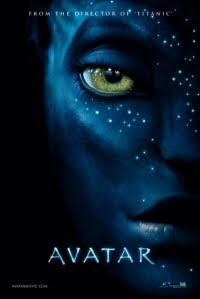 Avatar with Zoe Saldana.