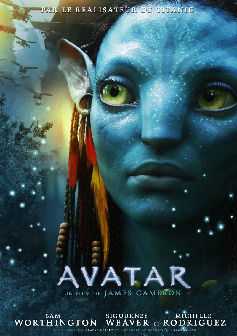 avatar trailer avatar movie poster