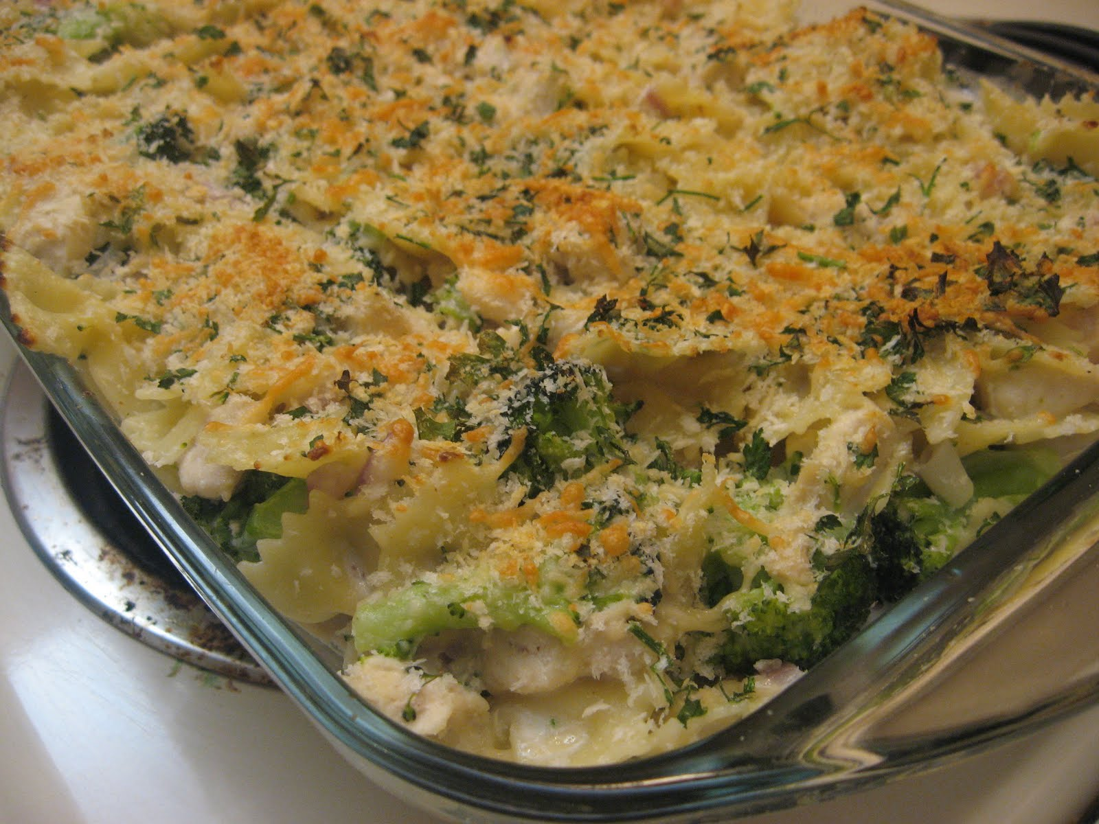 What's for Dinner?: Chicken and Broccoli Casserole