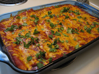 What's for Dinner?: Simple, Perfect Enchiladas