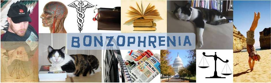 bonzophrenia
