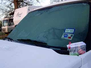 Click to view large image of Frost on the Truck