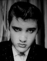 Click for Larger Image of of Young Elvis
