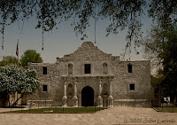 Click for Larger Image of the Alamo