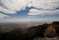 Click for Larger Image of Albuquerque from Sandia Peak