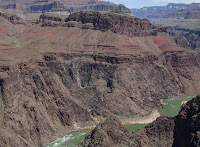 Click For Larger Image of The Colorado River From the Plateau Point