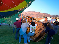 Click for Larger Image of Inflating Balloon