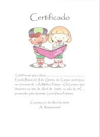 """Concurso """"A Melhor Poesia - Os Livros"""""""