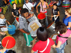 Aula de Percussão