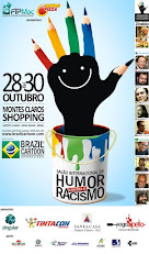 SALÃO INTERNACIONAL DE HUMOR CONTRA O RACISMO