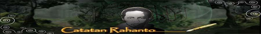 Catatan Rahanto