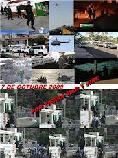 Dia de las Fuerzas Armadas. Cho Vito 7 Oct- 2008