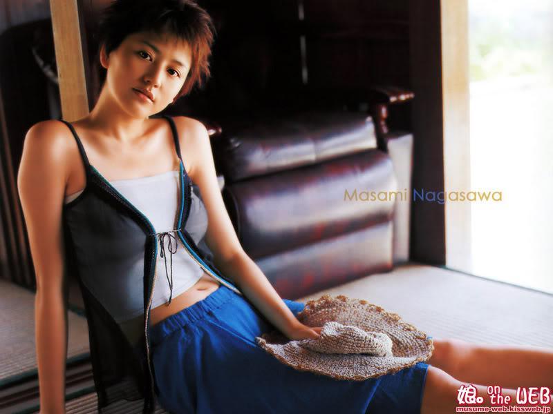 Masami Nagasawa, AV Idol Model