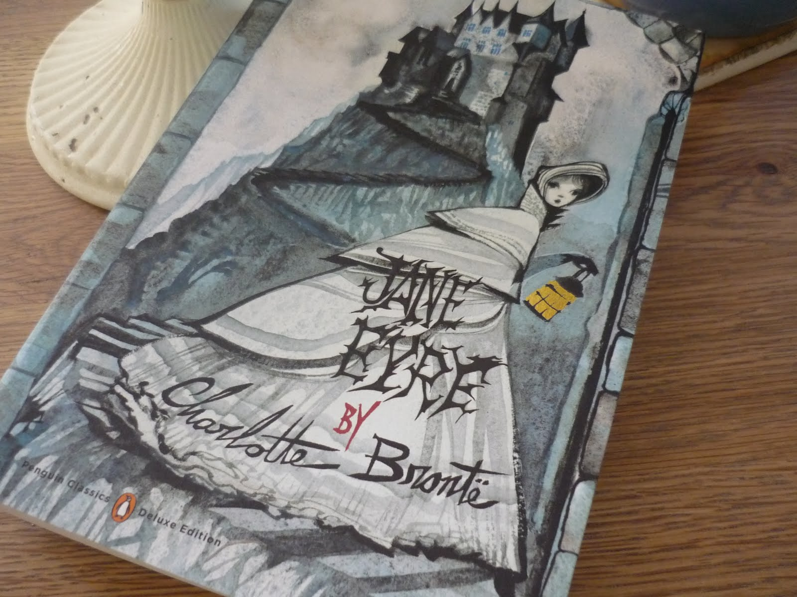 Jane Eyre Book Cover Penguin : Bookbath beautiful jane eyre