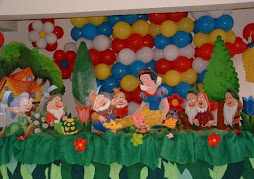Decoracion Blancanieves