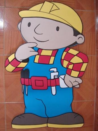 MOTIVO: BOB EL CONSTRUCTOR