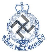 Police Diraja Malaysia Logo -Gestapo of Malaysia