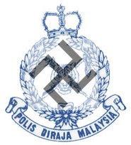 Police Diraja Malaysia Logo -Gestapo of Malaysia