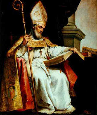 St. Isidore of Seville (c. 560 – 4 April 636)