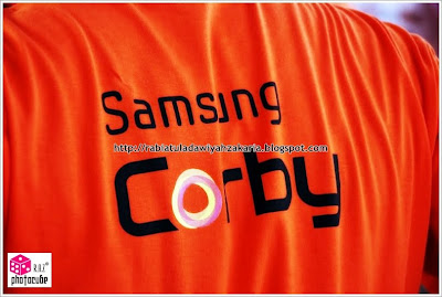 My Samsung Corby Di Extreme Park 3