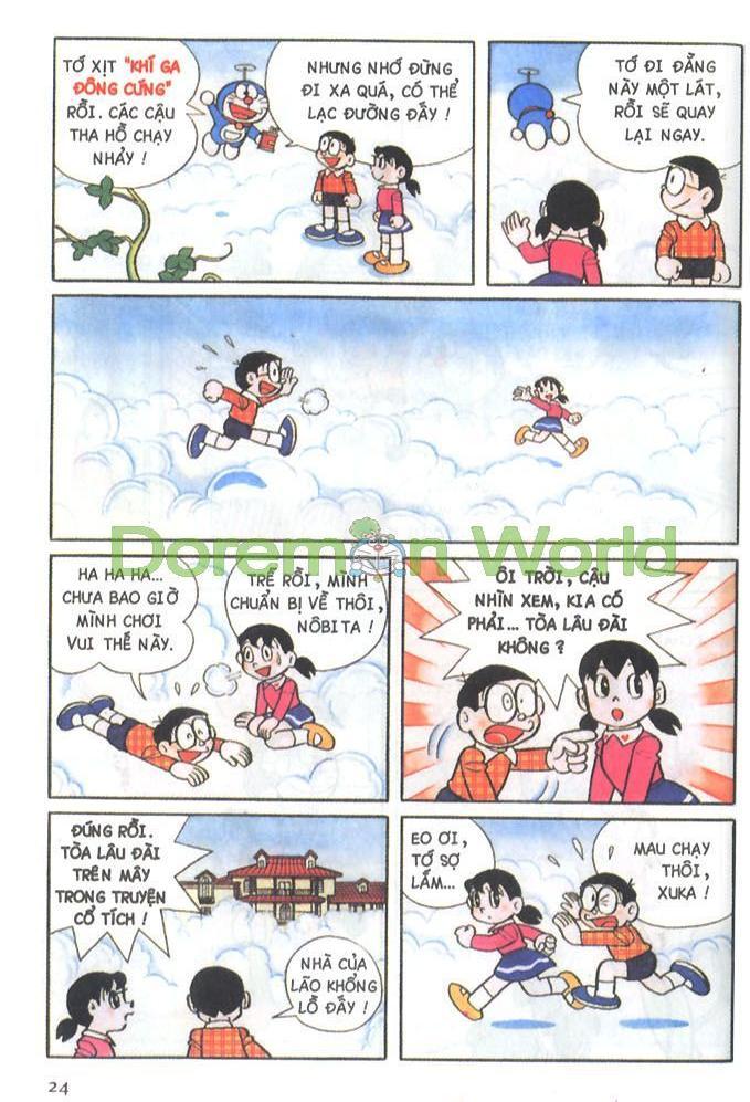 Doraemon Doremon Color chap 1 - 2