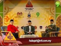 Halaqah TV 9 - 'Syabu'