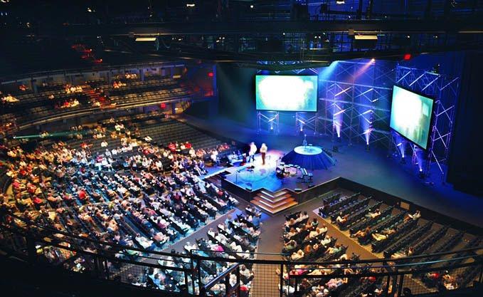 Crossroads Center Cincinnati Ohio