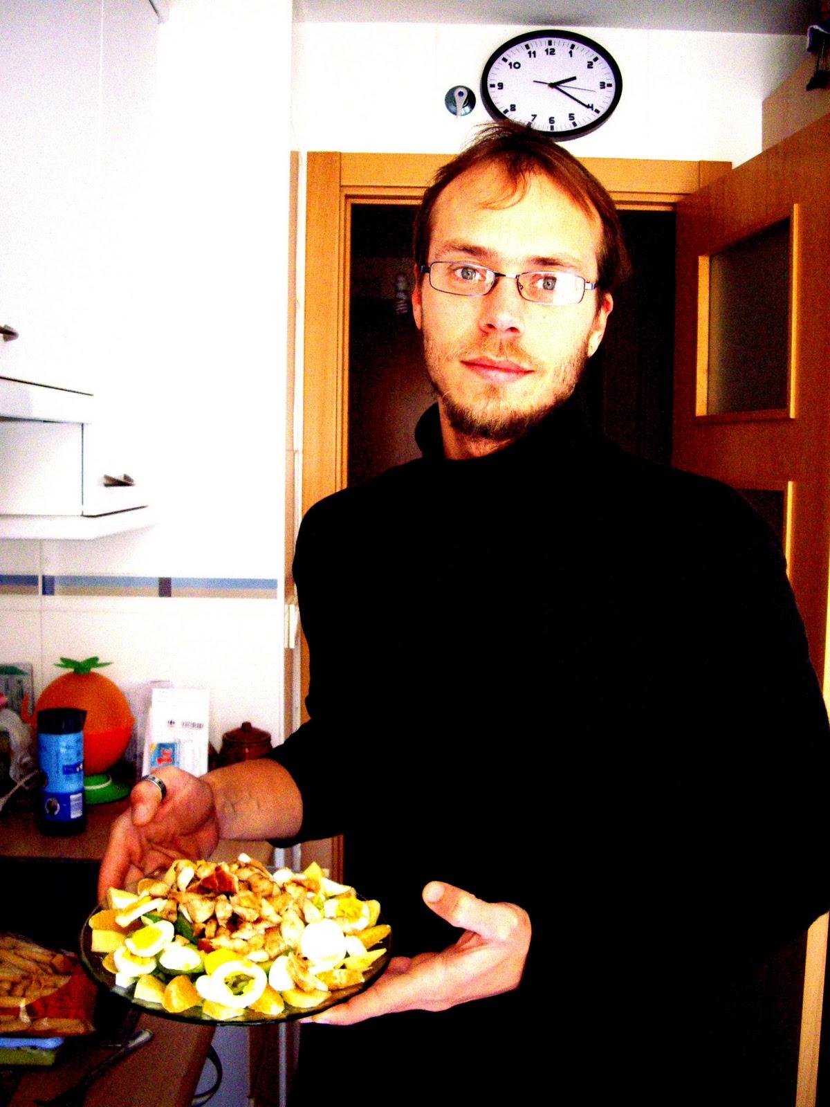 El duendecillo de mi cocina mil visitas for Haciendo el amor en la cocina