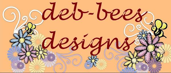 deb-bees designs