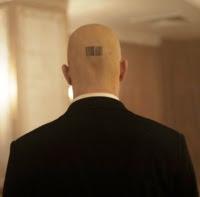 Hitman 2 will still have his bar code tattoo!