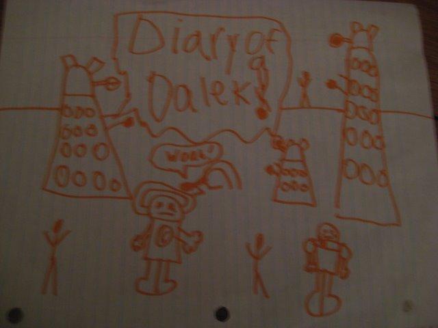 Diary of a Dalek