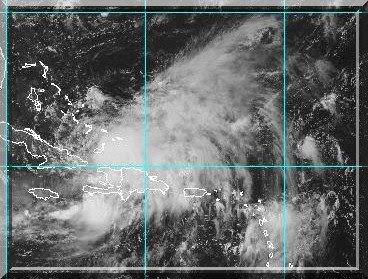 Hurrikan Gustav, Hurrikansaison 2008, Hurricane, Sturm, storm, tormenta, Zyklon, Mexiko, Mexico, Tropische Depression, Sturm, Prognose, Zugbahn, Pazifik, Atlantik, forecast, Vorhersage, Satellitenbild