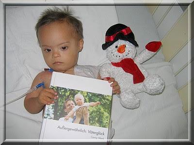 Außergewöhnlich Vaterglück, Buch, Mexiko, Der Auftrag, Conny Wenk, Down-Syndrom