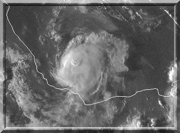 Hurrikan, Hurrikansaison 2008, Hurricane, Sturm Marco Oktober 2008, storm, tormenta, Zyklon, Mexiko, Mexico, Tropische Depression, Sturm, Prognose, Zugbahn, Pazifik, Atlantik, forecast, Vorhersage, Satellitenbild