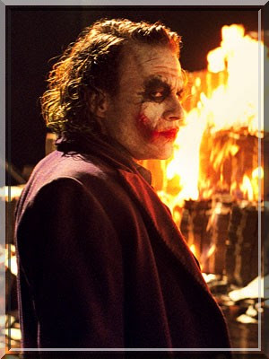 Heath Ledger Joker Batman The Dark Knight Oscar 2009 22 February