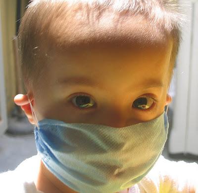 Schweinegrippe, Mundschutz, Mexiko, Maximilian, Down-Syndrom