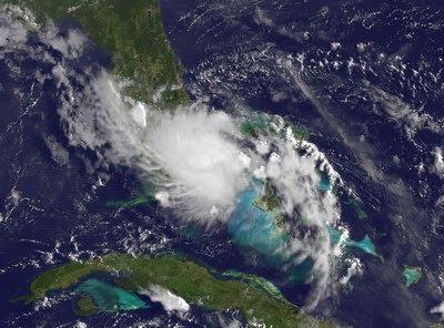 Atlantik aktuell: Tropischer Sturm BONNIE über Südflorida auf dem Weg nach Louisiana mit NASA-HQ-Satellitenfoto und NOAA-HD-Video, aktuell, 2010, Bahamas, Atlantik, Bonnie, Hurrikanfotos, Karibik, Hurrikansaison 2010, NASA, Video, USA, Florida, Louisiana,