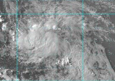 Atlantik aktuell: Tropische Depression 4 (potentiell Tropischer Sturm COLIN), 2010, aktuell, Colin, Atlantik, Hurrikansaison 2010, Vorhersage Forecast Prognose, Tropische Depression,