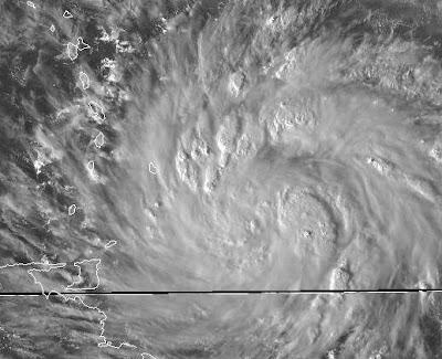 Atlantik aktuell: Hurrikan TOMAS kommt in die Karibik - potenziell der Monster-Hurrikan 2010, TOMAS, 2010, aktuell, Atlantik, Hurrikansaison 2010, Karibik, major hurricane, Vorhersage Forecast Prognose,