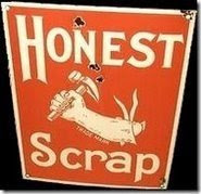 "Monsterland Ohio has received the ""Honest Scrap Award"""
