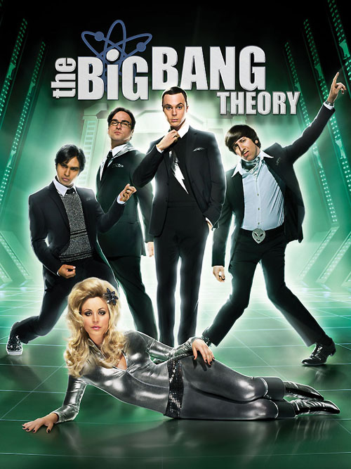 Assistir The Big Bang Theory Online (Legendado)