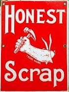 Honest Scrap Award, 2010