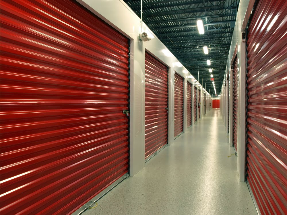 Storage facilities hobart