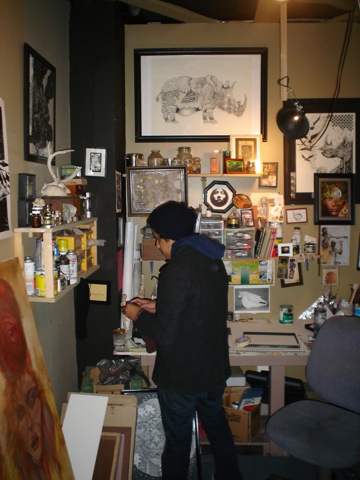 [studio+visit]