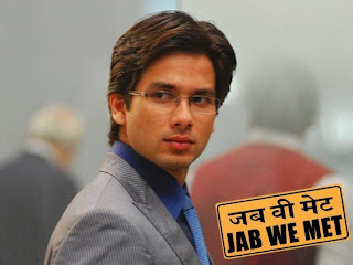 sahid kapoor in jab we met wallpaper